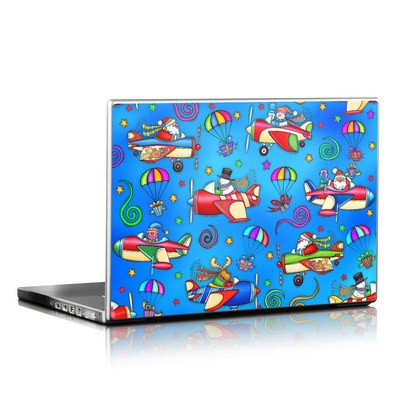 Laptop Skin - Christmas Delivery