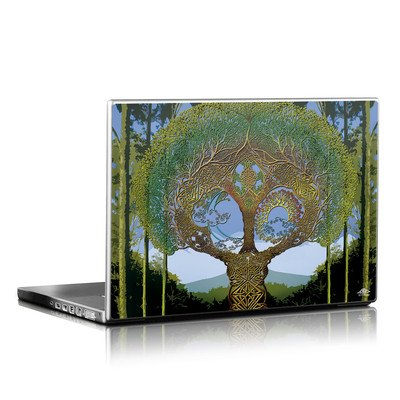 Laptop Skin - Celtic Tree