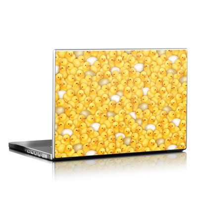 Laptop Skin - Chicks Farm