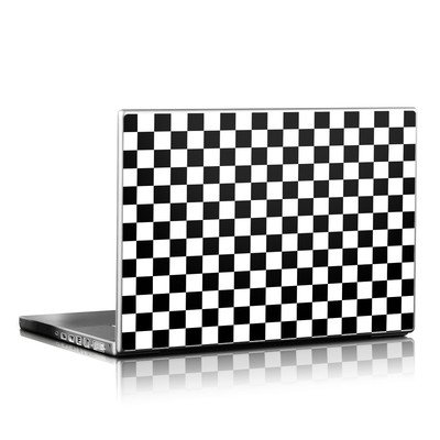 Laptop Skin - Checkers