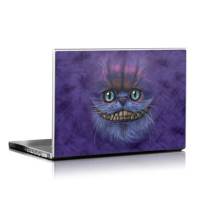 Laptop Skin - Cheshire Grin