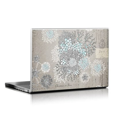 Laptop Skin - Christmas In Paris