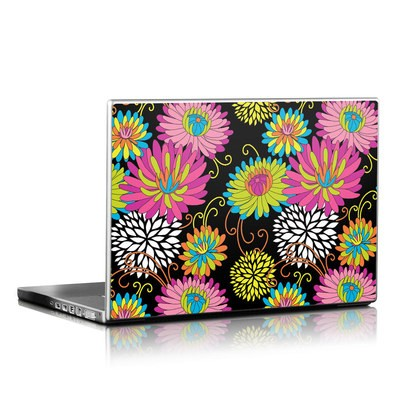 Laptop Skin - Chrysanthemum