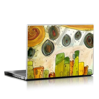 Laptop Skin - City Life