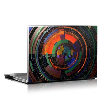 Laptop Skin - Color Wheel