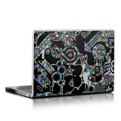 Laptop Skin - Circle Madness