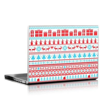 Laptop Skin - Comfy Christmas