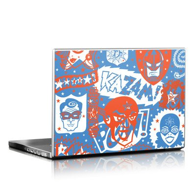 Laptop Skin - Comic Hero