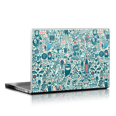 Laptop Skin - Committee
