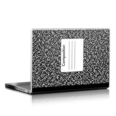 Laptop Skin - Composition Notebook