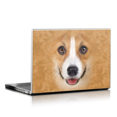 Laptop Skin - Corgi