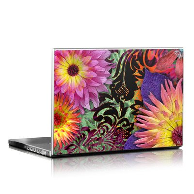 Laptop Skin - Cosmic Damask