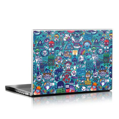 Laptop Skin - Cosmic Ray