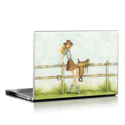 Laptop Skin - Cowgirl Glam