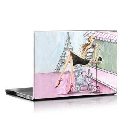 Laptop Skin - Cafe Paris