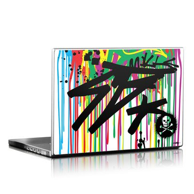 Laptop Skin - Colour Rain