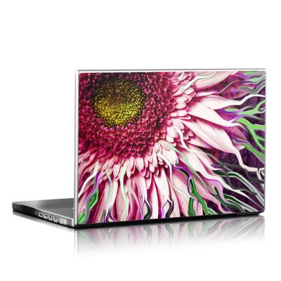 Laptop Skin - Crazy Daisy