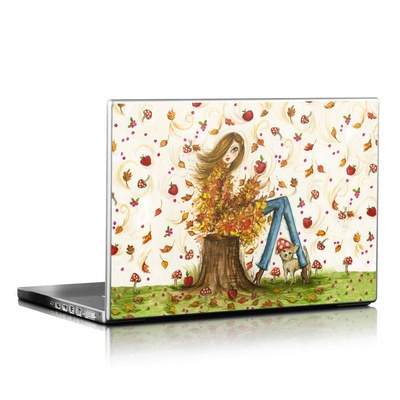 Laptop Skin - Crisp Autumn