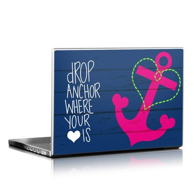 Laptop Skin - Drop Anchor