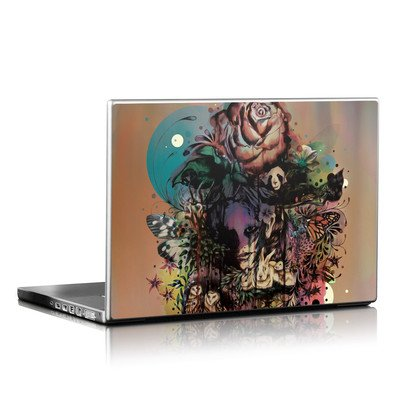 Laptop Skin - Doom and Bloom