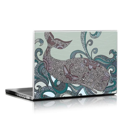 Laptop Skin - Deep Blue Me