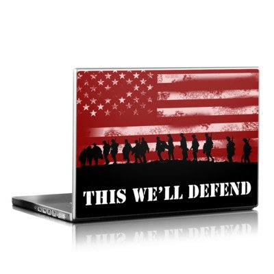 Laptop Skin - Defend
