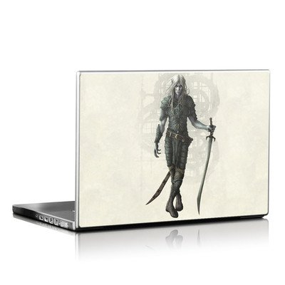 Laptop Skin - Dark Elf