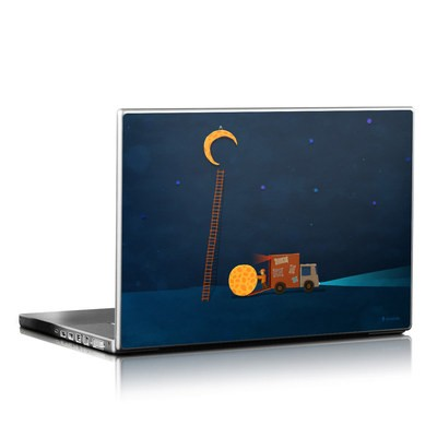 Laptop Skin - Delivery