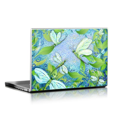 Laptop Skin - Dragonfly Fantasy
