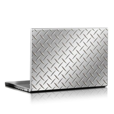 Laptop Skin - Diamond Plate