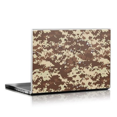 Laptop Skin - Digital Desert Camo