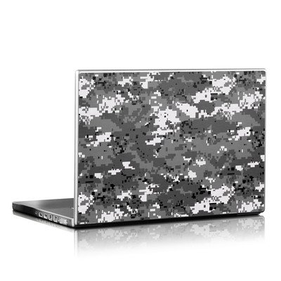 Laptop Skin - Digital Urban Camo