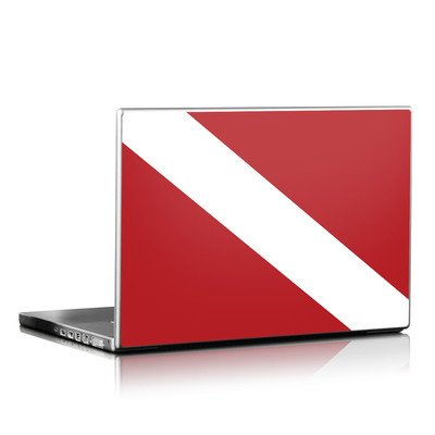 Laptop Skin - Diver Down