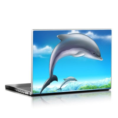 Laptop Skin - Dolphins