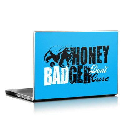 Laptop Skin - Don't Care