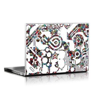 Laptop Skin - Dots