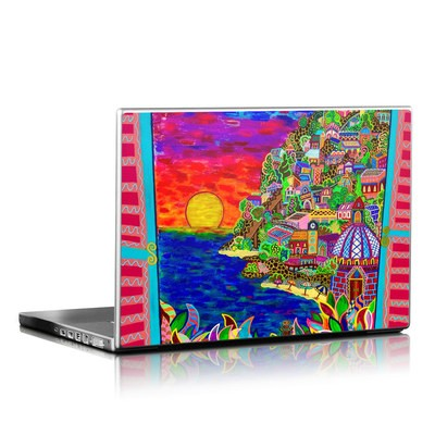 Laptop Skin - Dreaming In Italian