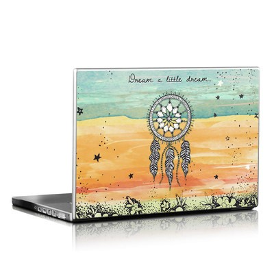 Laptop Skin - Dream A Little