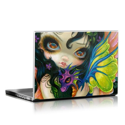 Laptop Skin - Dragonling Child