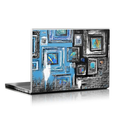Laptop Skin - Dripping Walls