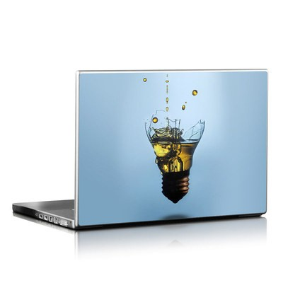 Laptop Skin - Dropped Bulb