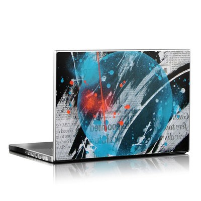 Laptop Skin - Element-Ocean