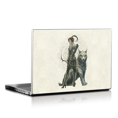 Laptop Skin - Half Elf Girl