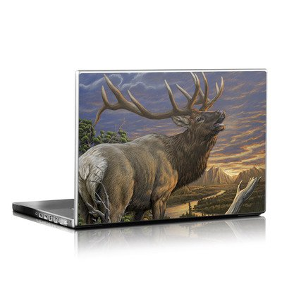 Laptop Skin - Elk