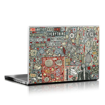 Laptop Skin - Everything and Nothing