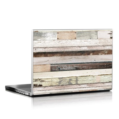 Laptop Skin - Eclectic Wood