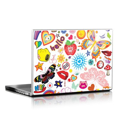 Laptop Skin - Eye Candy