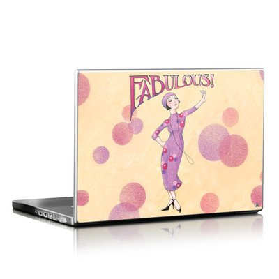 Laptop Skin - Fabulous