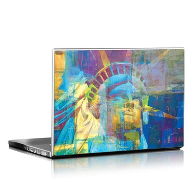 Laptop Skin - Face of Freedom