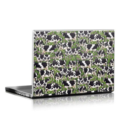 Laptop Skin - Farm Cows